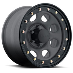 U.S. Wheel Crawler BL Stealth 046 - Gunmetal Rim - 16x10