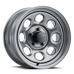 U.S. Wheel Crawler Stealth 47 - Steel Grey