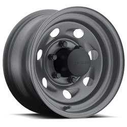 U.S. Wheel Vortec Stealth 094 - Gunmetal