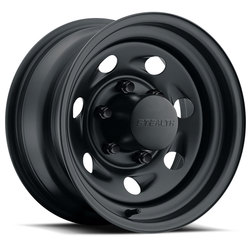 U.S. Wheel Vortec Stealth 094 - Matte Black Rim - 16x10