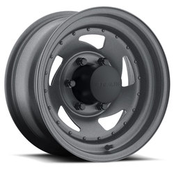 U.S. Wheel Blade Stealth 204 - Gunmetal