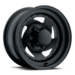 U.S. Wheel Blade Stealth 204 - Matte Black