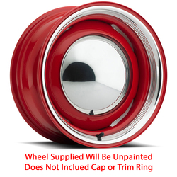 U.S. Wheel Deuce 455 - Raw Rim - 16x10