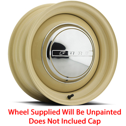 U.S. Wheel Solid 458 - Raw Rim - 15x5