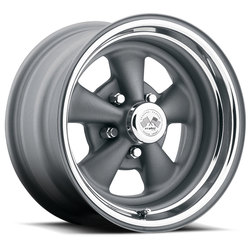 U.S. Wheel Super Spoke 464 - Gunmetal/Chrome