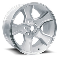 U.S. Wheel N90 618 - Gunmetal/Machine