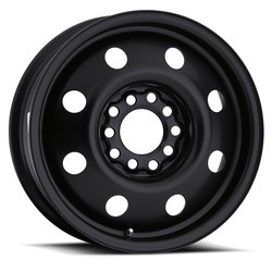 U.S. Wheel OEM Replacement 62 - Black - 14x5.5