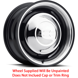 U.S. Wheel OE 657 - Raw Rim - 15x5