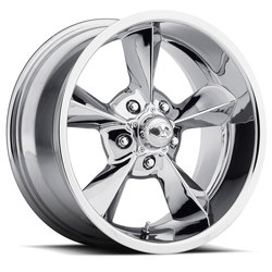 U.S. Wheel Retro 700 - Chrome Rim - 18x7