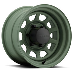 U.S. Wheel U.S. Wheel Daytona Stealth 804 - Camo Green - 15x10