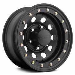 U.S. Wheel Stealth Modular BL 904 - Matte Black - 16x12