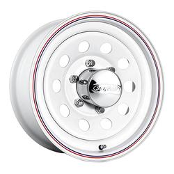 U.S. Wheel Modular - Gloss White Rim