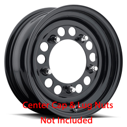 U.S. Wheel VW Baja Mod 940 - Gloss Black Rim - 15x5