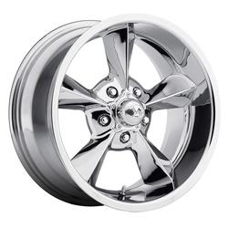 U.S. Wheel Retro 701 - Chrome Rim
