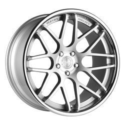 Vertini Wheels Magic - Machine Silver Chrome Lip Rim - 22x10.5