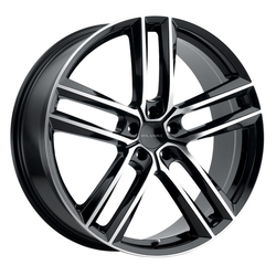 Milanni Wheels 475 Clutch - Gloss Black Machined Face