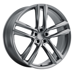 Milanni Wheels 475 Clutch - Gunmetal Rim