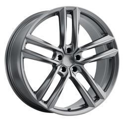 Milanni Wheels 475 Clutch - Gunmetal