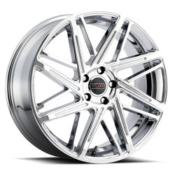 Milanni Wheels 9062 Blitz - Chrome Rim