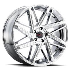 Milanni Wheels 9062 Blitz - Chrome