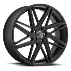 Milanni Wheels 9062 Blitz - Satin Black Rim
