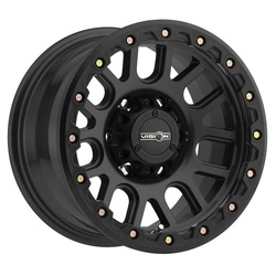 Vision Wheels Nemesis - Matte Black