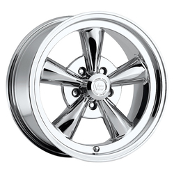 Vision Wheels 141 Legend 5 - Chrome Rim - 15x7
