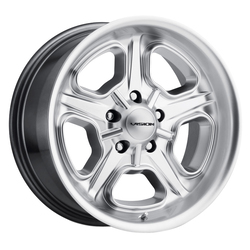 Vision Wheels Daytona - Hyper Silver