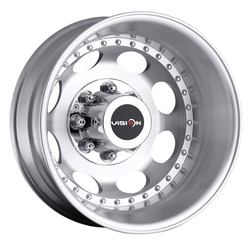 Vision Wheels 181 Hauler Duallie - Machined Rim