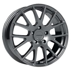 Vision Wheels 18 Hellion - Gunmetal Rim
