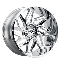 Vision Wheels 361 Spyder - Chrome Rim