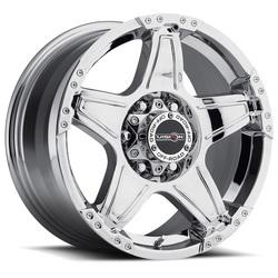 Vision Wheels 395 Wizard - Chrome