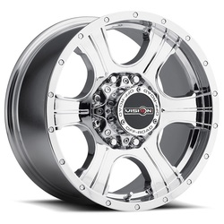 Vision Wheels 396 Assassin - Chrome Rim - 20x9