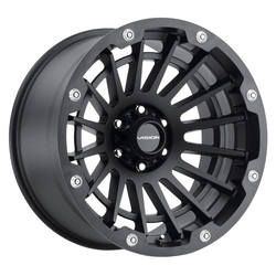 Vision Wheels Creep - Satin Black - 20x9