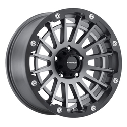 Vision Wheels Creep - Satin Grey
