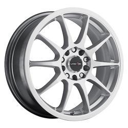 Vision Wheels Bane - Hyper Silver - 15x6.5