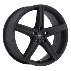 Vision Wheels Boost - Satin Black Rim - 17x7