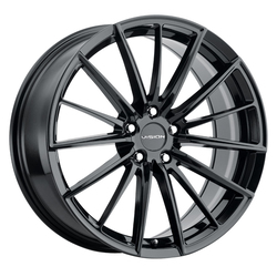Vision Wheels 473 Axis - Gloss Black Rim