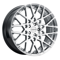 Vision Wheels 474 Recoil - Hyper Silver