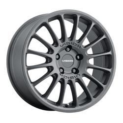 Vision Wheels 477 Monaco - Satin Black Rim