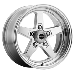 Vision Wheels Sport Star Ii - Polished Rim