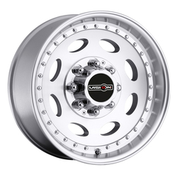 Vision Wheels 81 Heavy Hauler - Machined Rim - 16x6