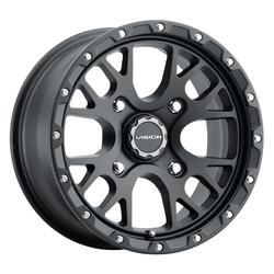 Vision ATV Wheels 545 Rocker - Satin Black