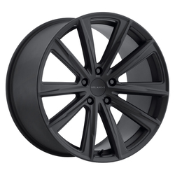 Milanni Wheels 471 Splinter - Satin Black Rim