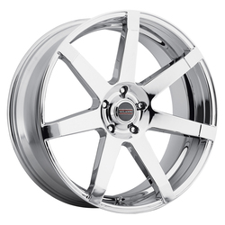 Milanni Wheels 9042 Sultan - Chrome Rim - 24x9.5