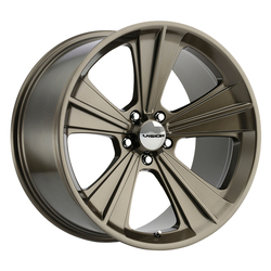Vision Wheels Missile - Metallic Bronze Rim - 20x9
