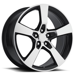 Sport Concept Wheels 860 - Gloss Black Machined Face