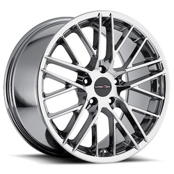 Sport Concept Wheels Sport Concept Wheels 862 - Phantom Chrome