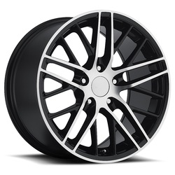 Sport Concept Wheels 862 - Gloss Black Machined Face