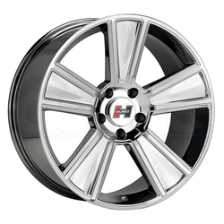 Vision Wheels Stunner - Chrome Rim - 22x9.5